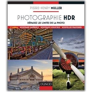 Livre Formation Photographie HDR par Pierre-Henry Muller
